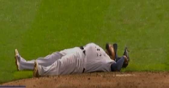 Watch! Stunning catch in Major League Baseball