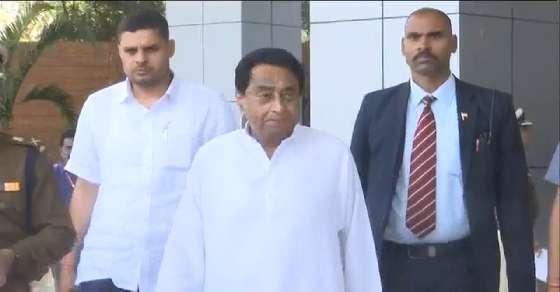 Behenji breather to gasping Kamal Nath govt