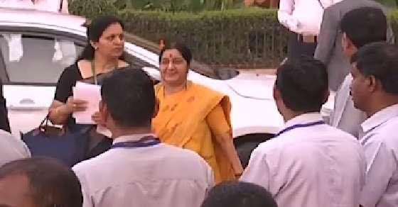 Sushma Swaraj won't be part of Modi Sarkar 2.0