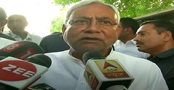 सिर्फ 1 मंत्री पद से नीतीश नाराज, सरकार में शामिल नहीं हुई JDU
