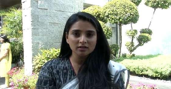 After Nirmala praise, Cong social media head missing on Twitter