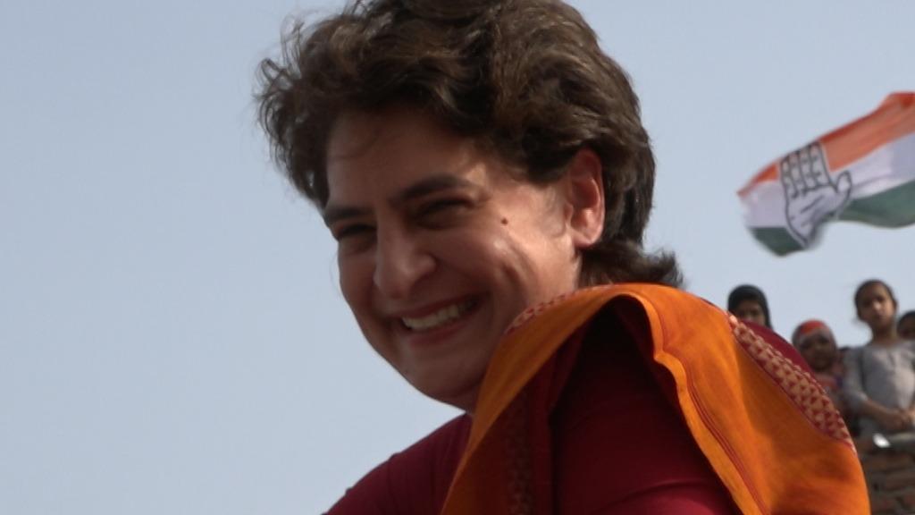 Assembly poll results encouraging: Priyanka Gandhi