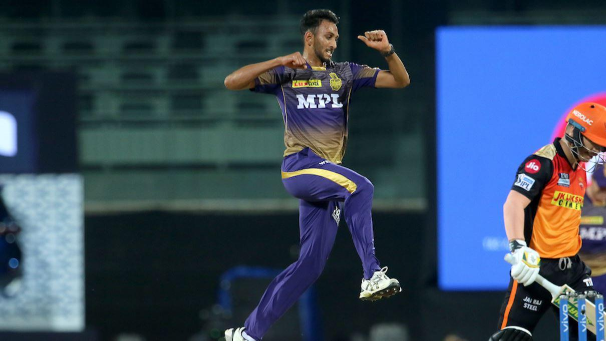 Prasidh Krishna: 4th KKR cricketer to test positive for Covid-19