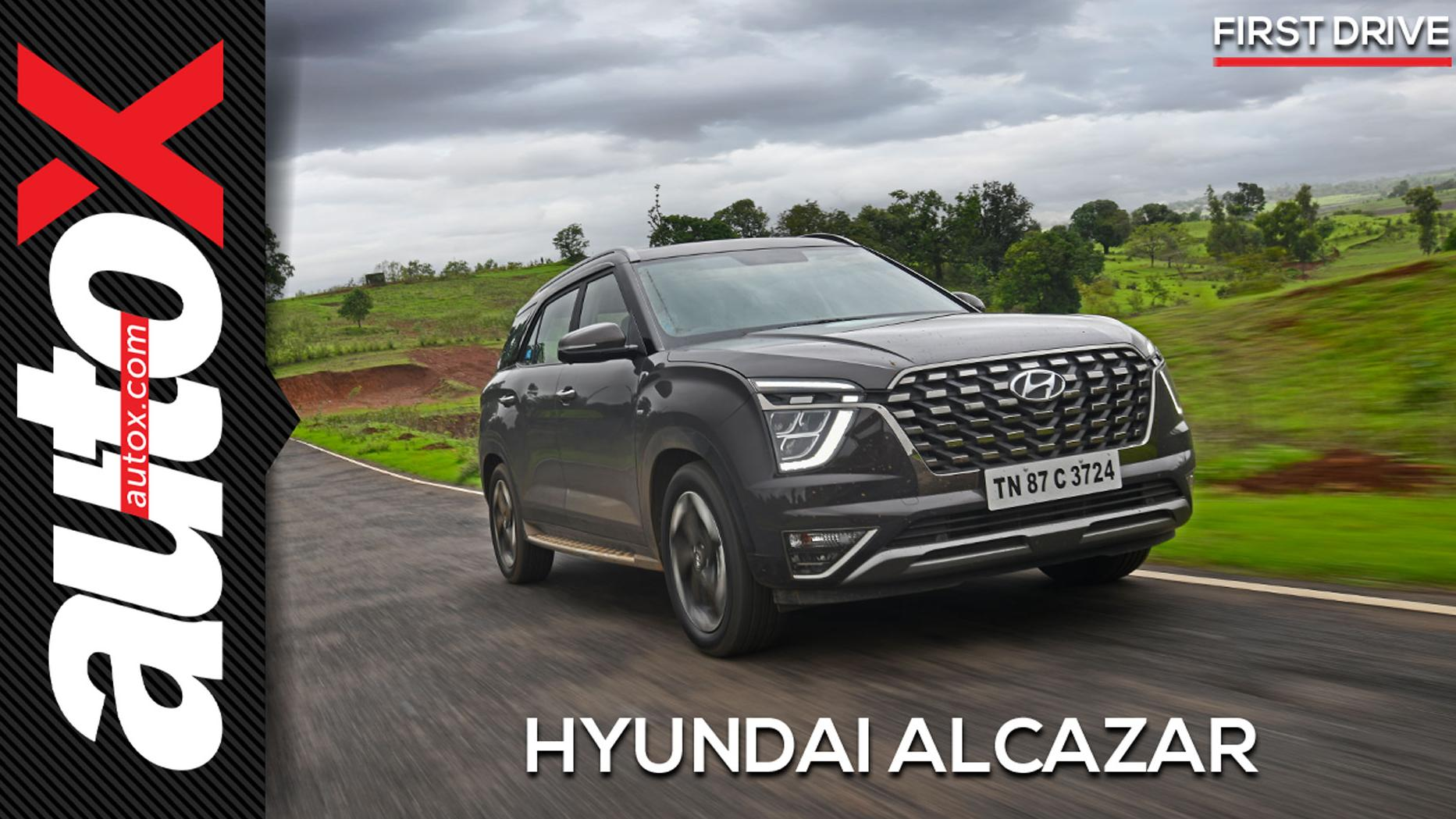 Hyundai Alcazar: The 3-row SUV takes the fight to the Hector and Safari | Review | autoX