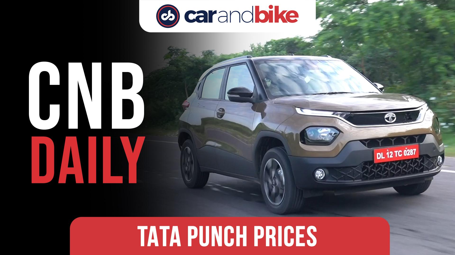 Tata Punch Micro SUV launched in India