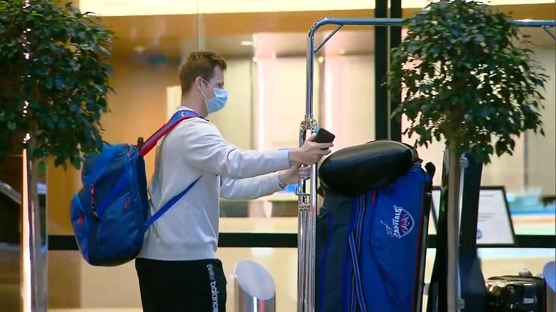 Australias IPL cricketers relieved after being released from quarantine