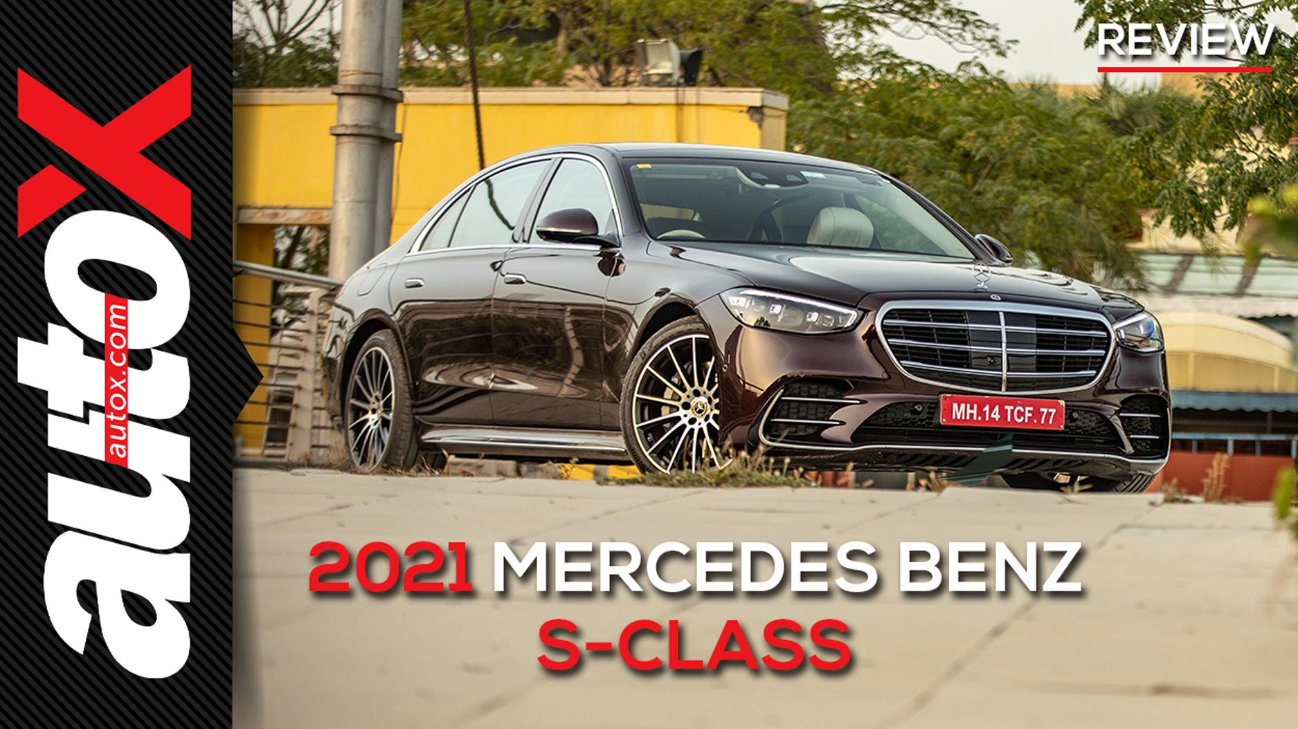 New Mercedes S-Class: A technology & design powerhouse | Review | autoX