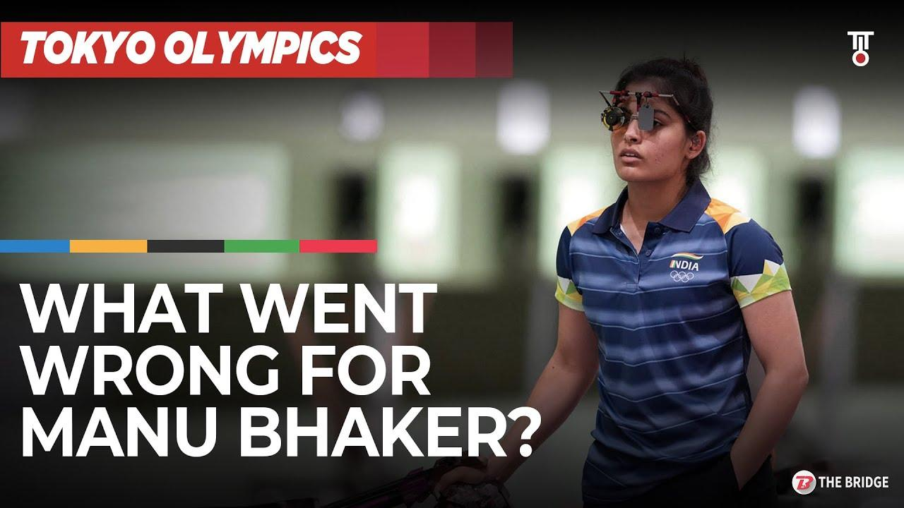 Pistol break? Controversy with coach? What went wrong for Manu Bhaker at Tokyo Olympics | The Bridge