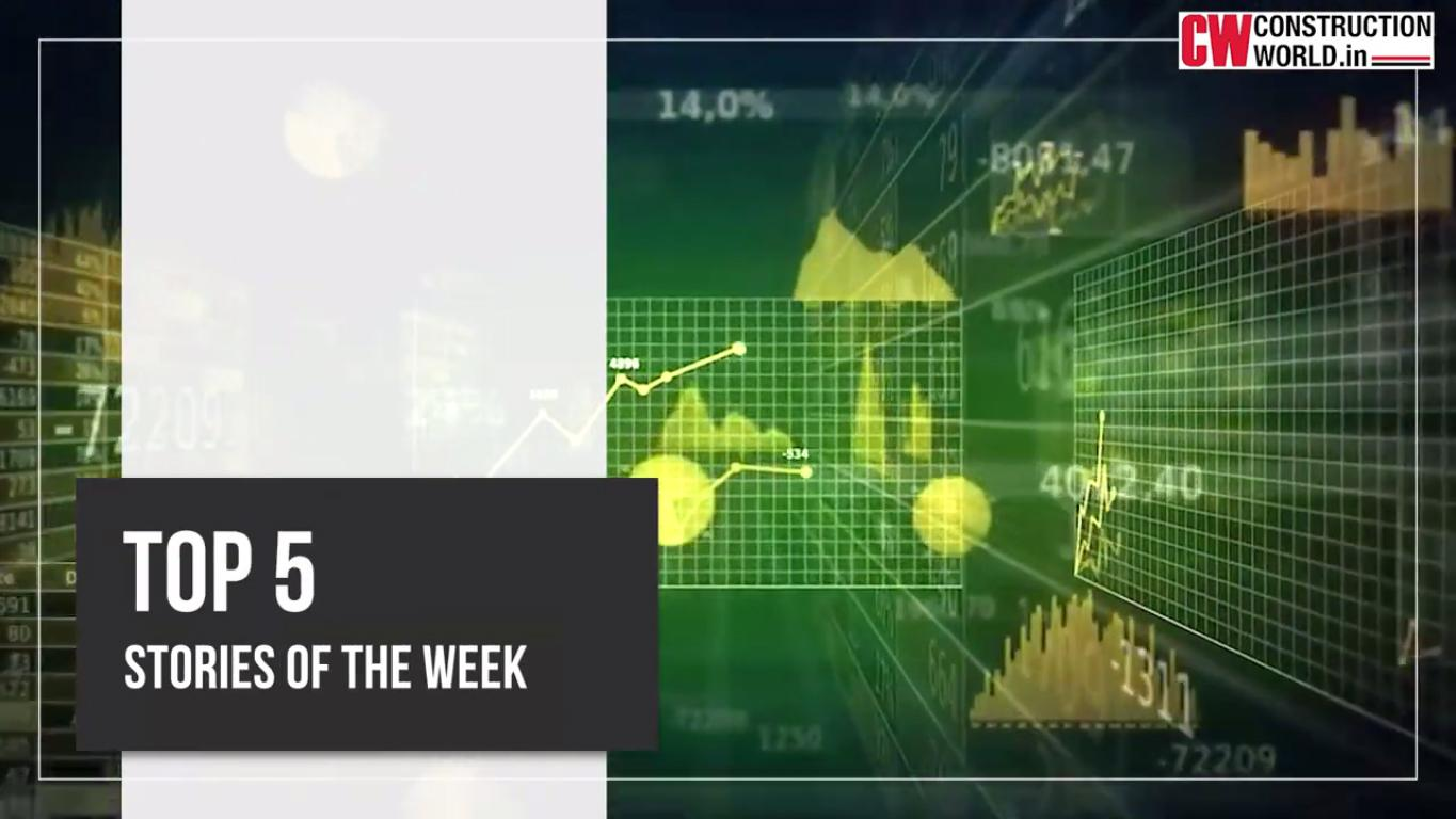 Top 5 Stories of this week - 21st May, 2021