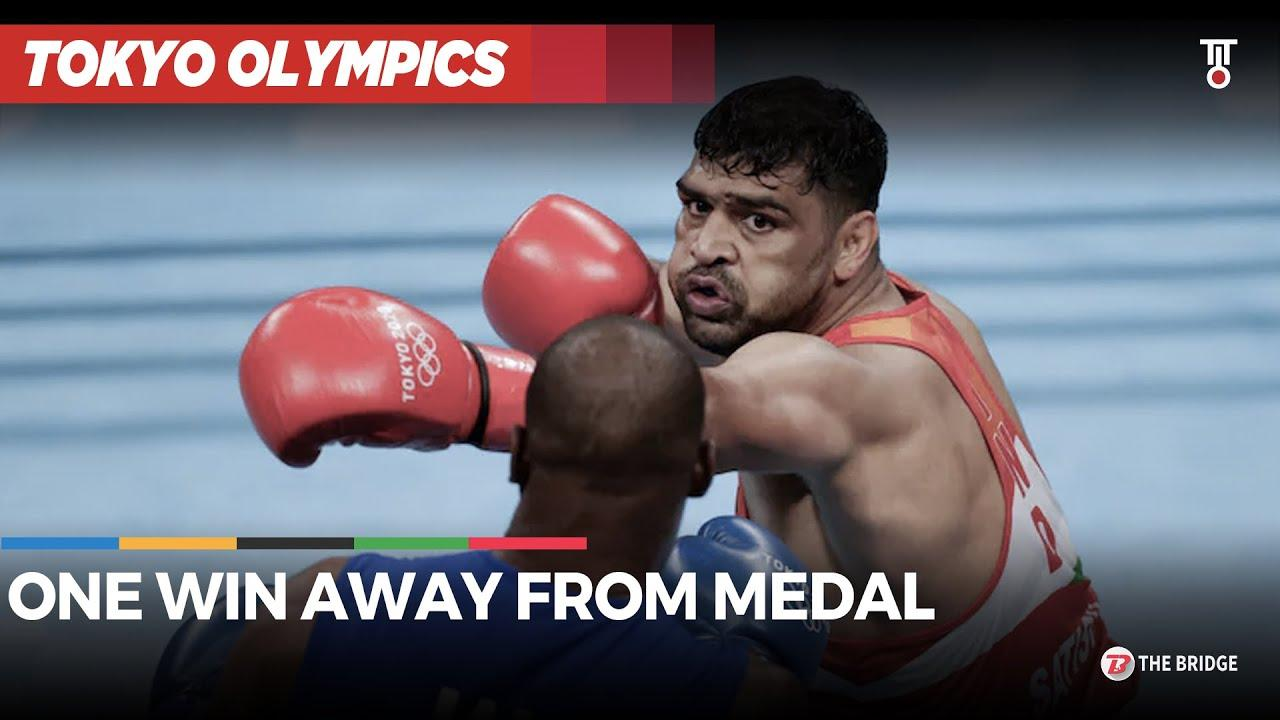 Three Indian boxers are one step away from Olympic medal | The Bridge
