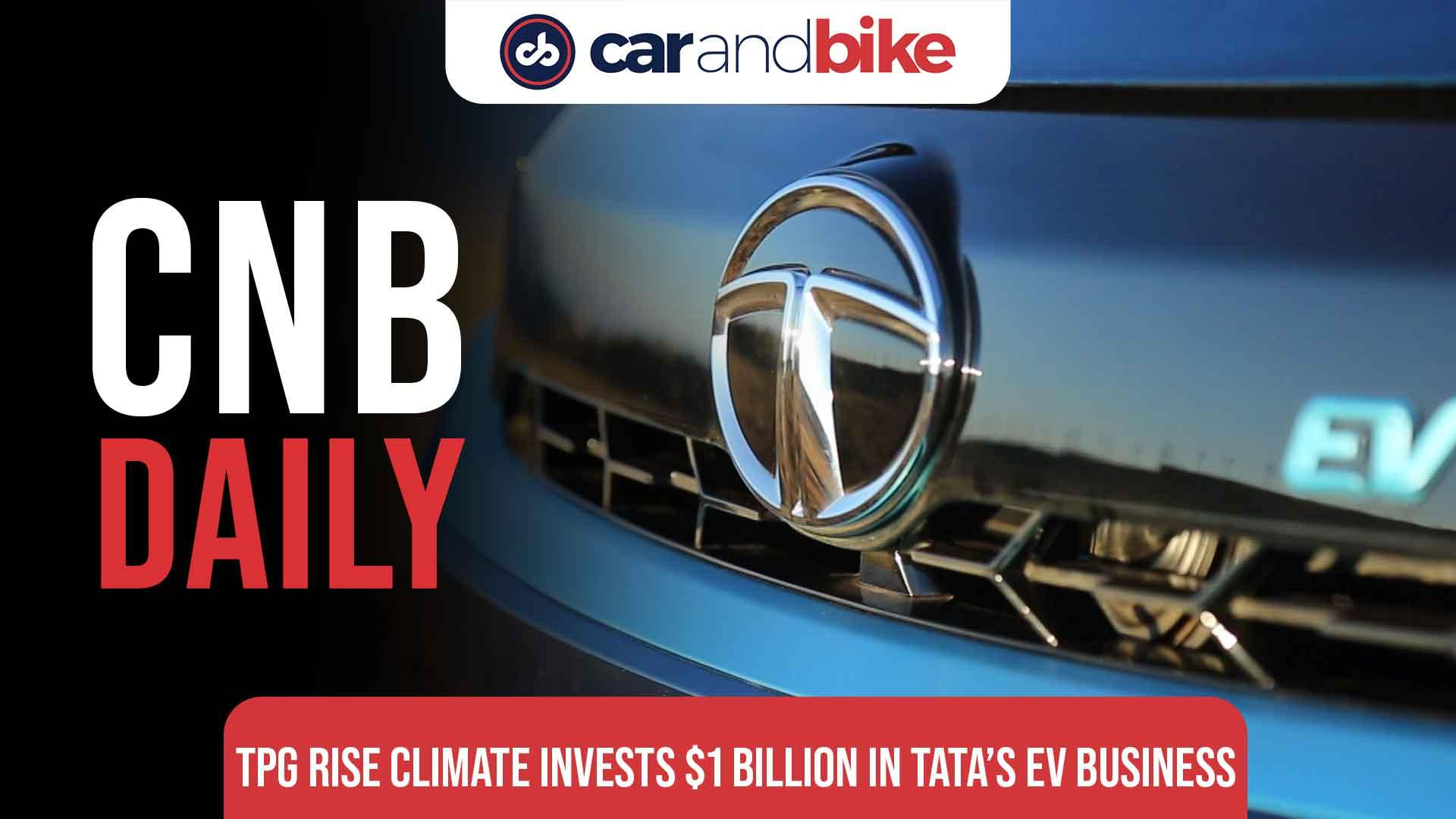 TPG Rise Climate Invests $1 Billion In Tata's EV Business