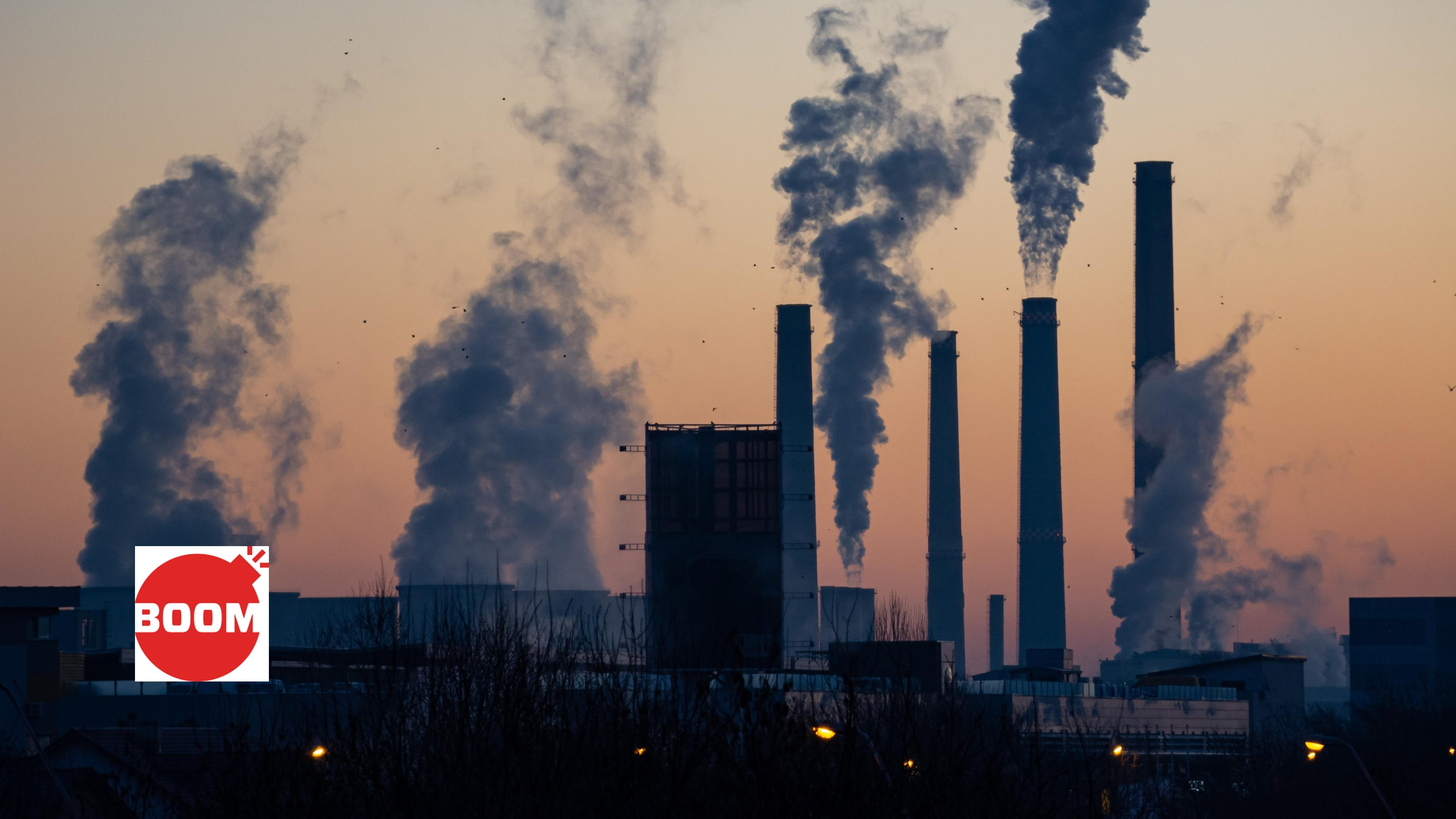 WHO announces tougher air pollution norms: What does it mean for India?   BOOM