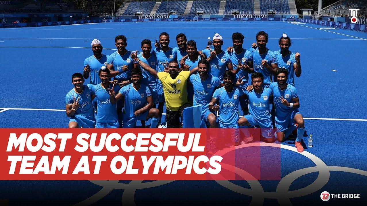 India is now the most successful hockey team at the Olympics   The Bridge