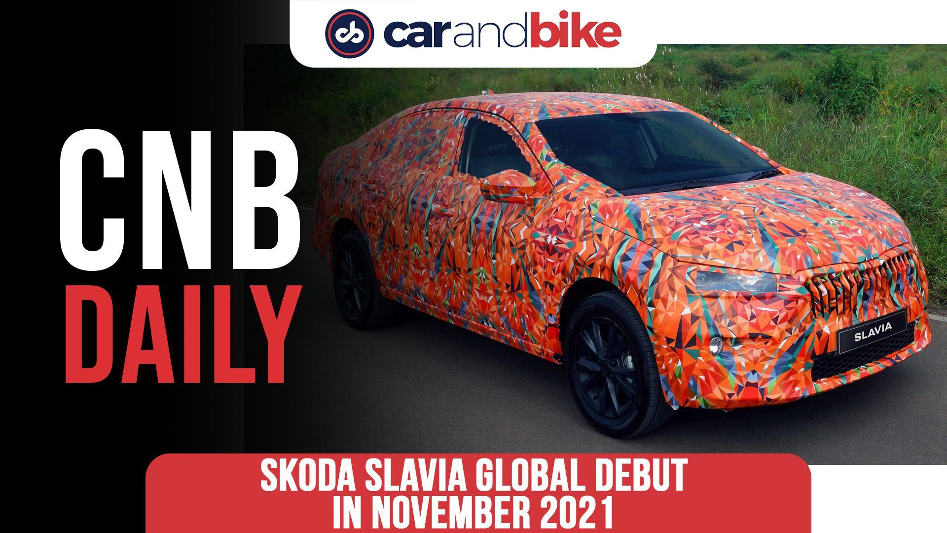 Skoda Slavia global debut in November in India