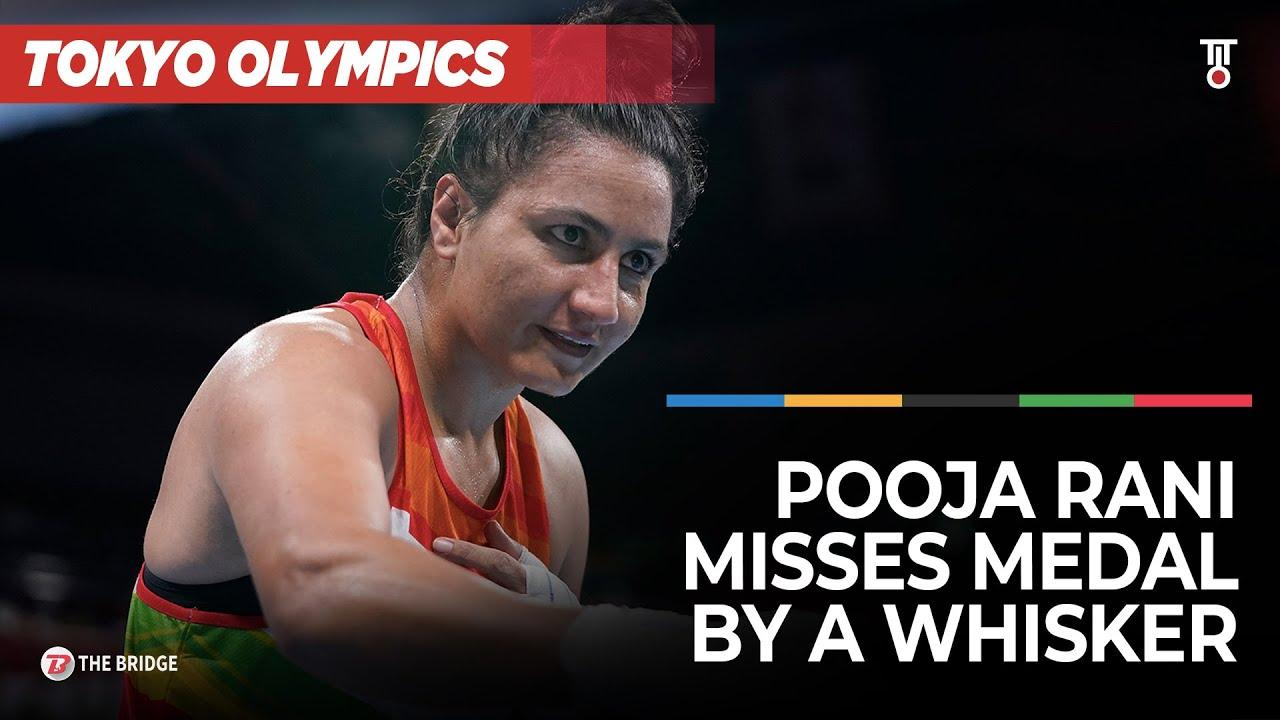 Asian Champion Pooja Rani loses in quarters, misses Olympic medal | The Bridge