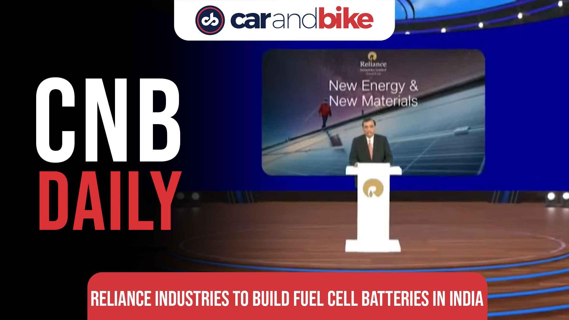 Reliance Industries To Venture Into New Energy Business