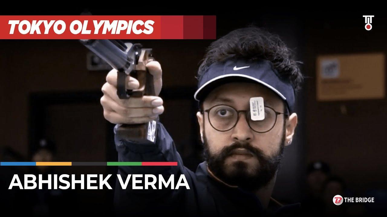 Heartbreak for lawyer-turned-shooter Abhishek Verma at Tokyo Olympics | The Bridge