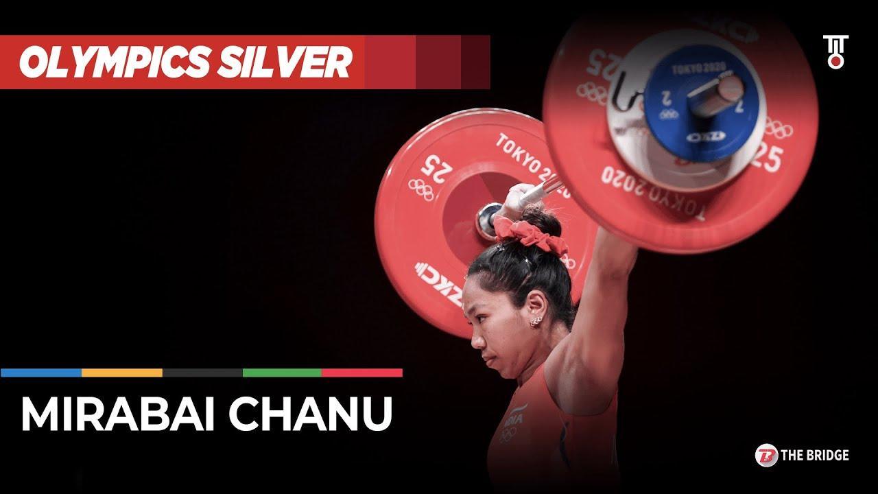 Mirabai Chanu wins India's first medal at Tokyo Olympics! | The Bridge