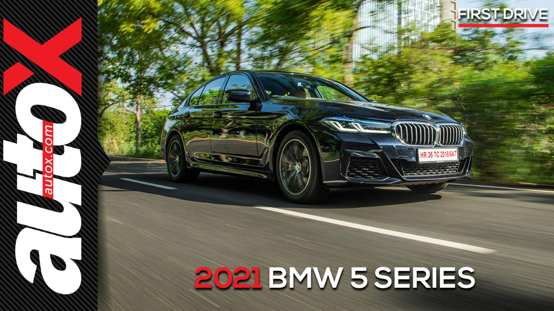 2021 BMW 5 Series: Is it an E-Class beater? | Review | autoX