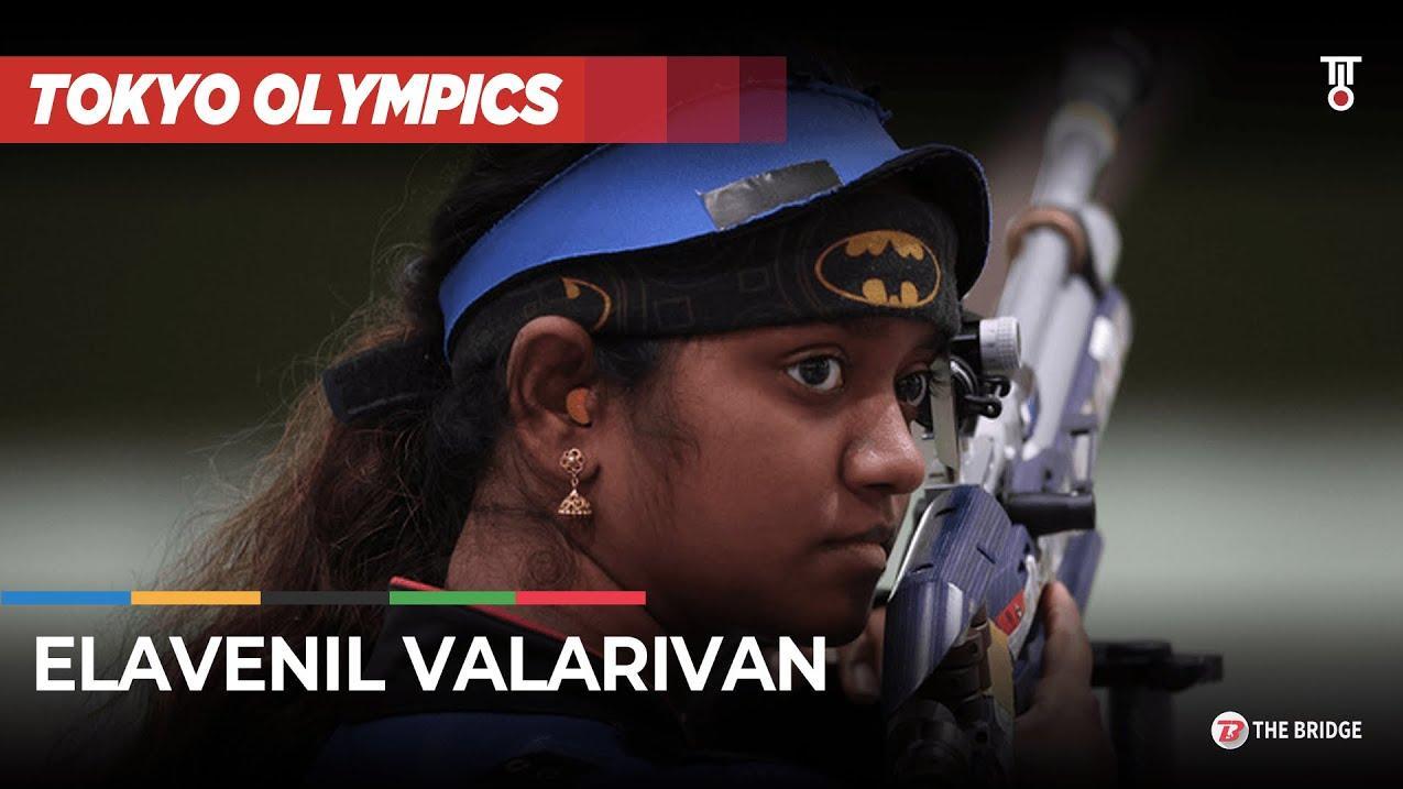 World No. 1 Elavenil Valarivan disappoints at Tokyo Olympics | The Bridge