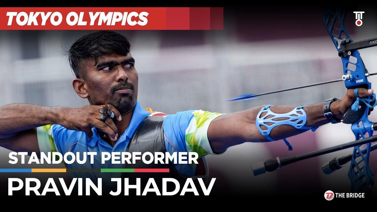 Meet Pravin Jadhav, Satara labourer's archer son, who beat World No 2 at Tokyo Olympics | The Bridge