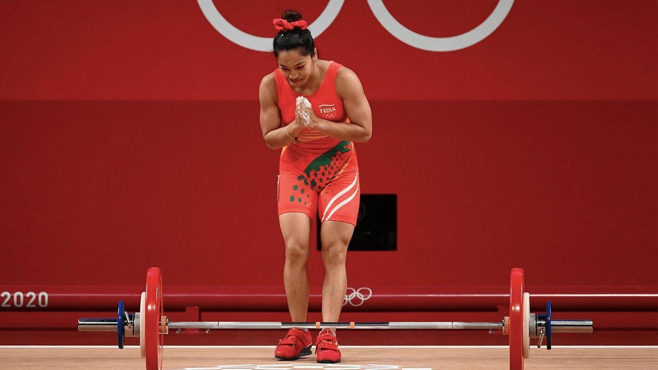 Tokyo Olympic Silver medallist Mirabai Chanu Interview after winning | The Bridge