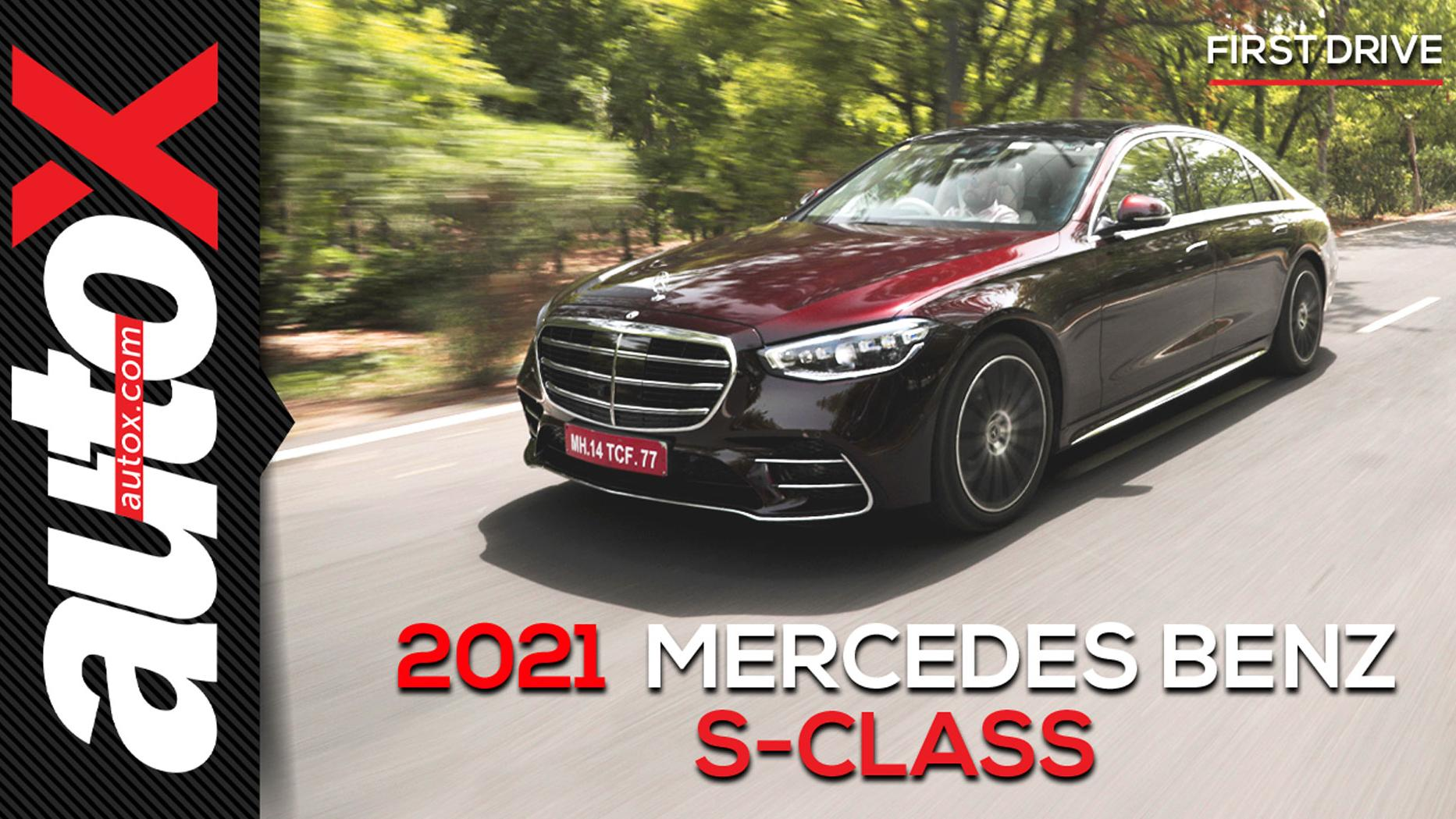 Driving the 2021 Mercedes S-Class | First Drive | Review | autoX